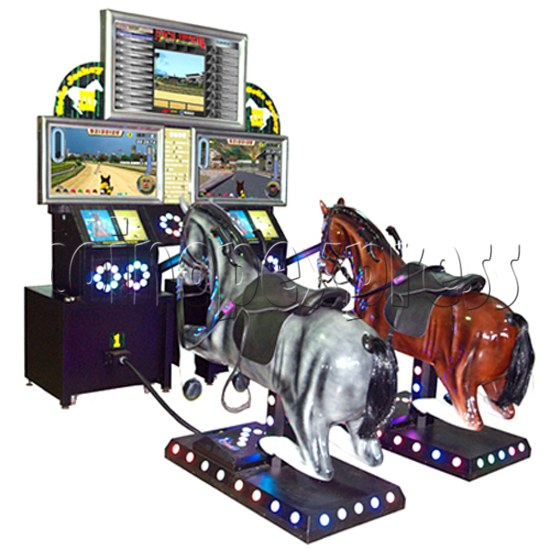 Go Go Jockey horse riding game (Twin) 29149