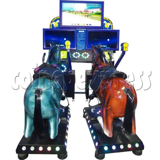 Go Go Jockey horse riding game (Twin) 29150