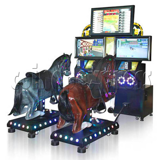 Go Go Jockey horse riding game (Twin) 29151