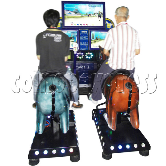 Go Go Jockey horse riding game (Twin) 29153