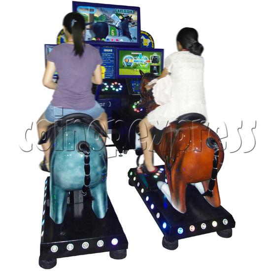Go Go Jockey horse riding game (Twin) 29154