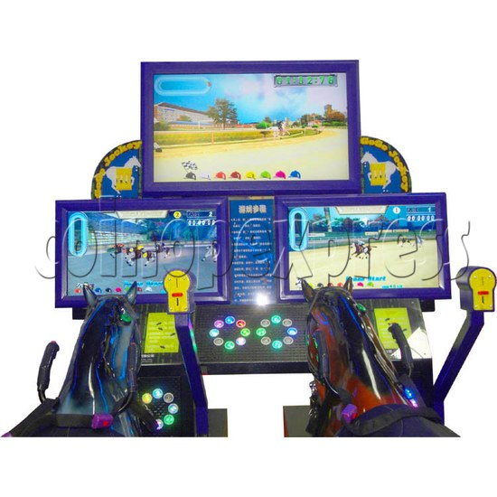 Go Go Jockey horse riding game (Twin) 29157