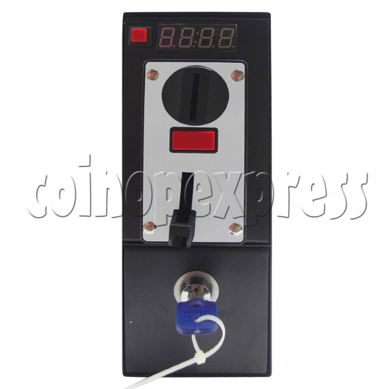 Coin Box Built-in Timer board and Coin Selector (6 type coins) 29181