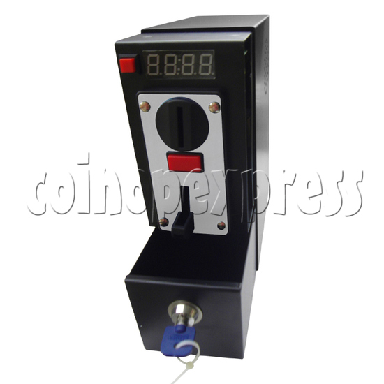 Coin Box Built-in Timer board and Coin Selector (4 type coins) 29196