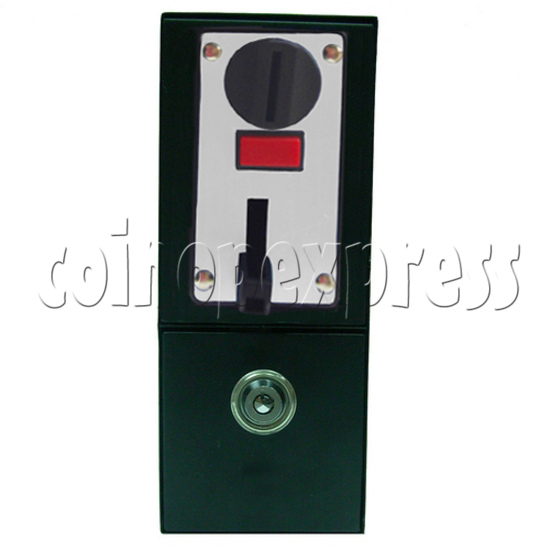 Coin-operated Heavy-duty Metal box with USB control (5 type coins) 29213