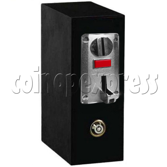 Coin-operated Heavy-duty Metal box with USB control (4 type coins) 29221