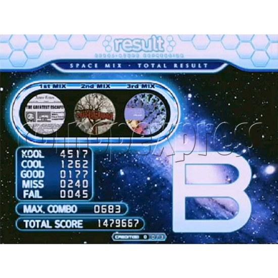 EZ 2 DJ Azure Expression machine 29242