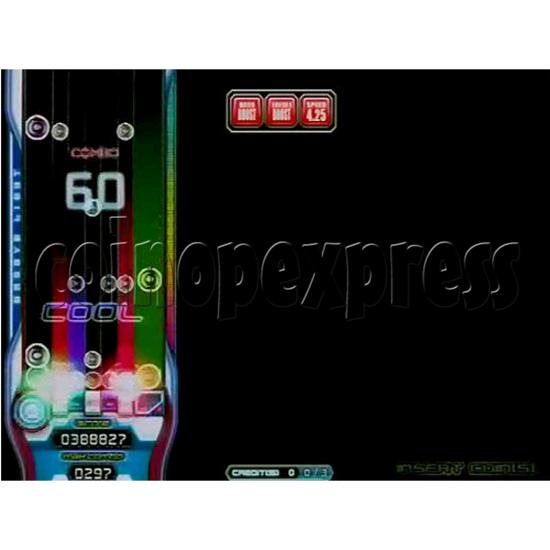 EZ 2 DJ Azure Expression machine 29244