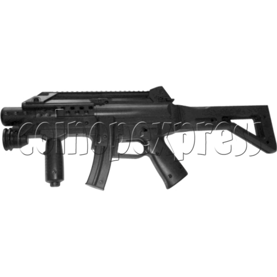 Gun Case Set For Ghost Squad Sega CTF-2100 (clone)29550