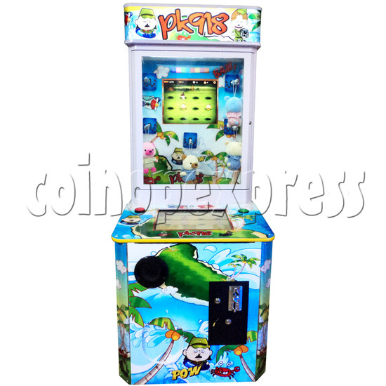 Hit Hit Cartoon Man Prize machine 29574