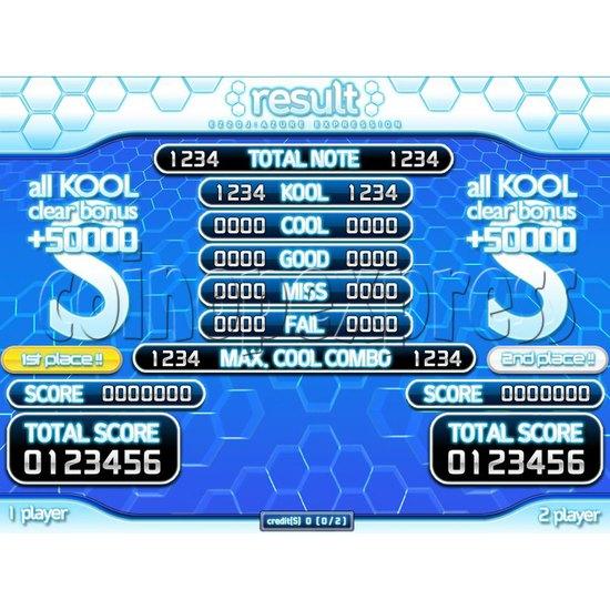 EZ 2 DJ Azure Expression machine 29609