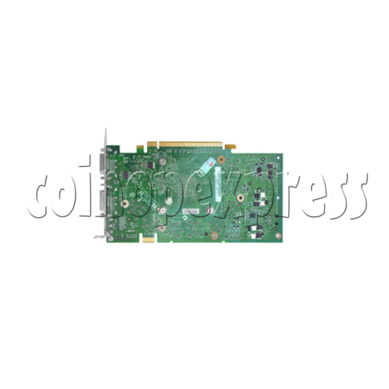 Graphics Card for SSTF IV (Taito Type X II) Machines 29659