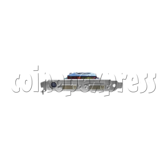 Graphics Card for SSTF IV (Taito Type X II) Machines 29662