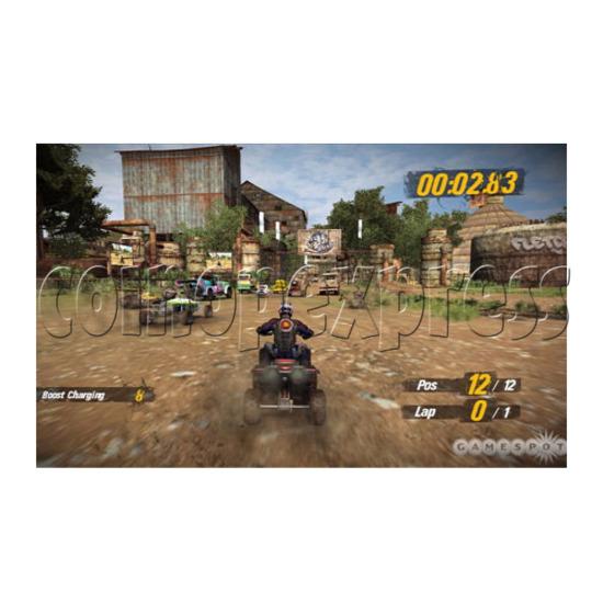 Motor Storm Driving-Riding Machine 29666