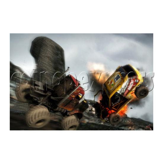 Motor Storm Driving-Riding Machine 29669