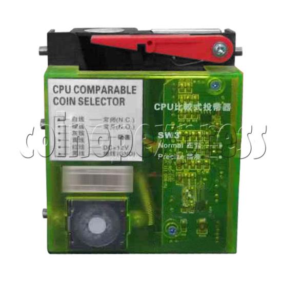 CPU Comparable Anti-String Coin Selector 29810