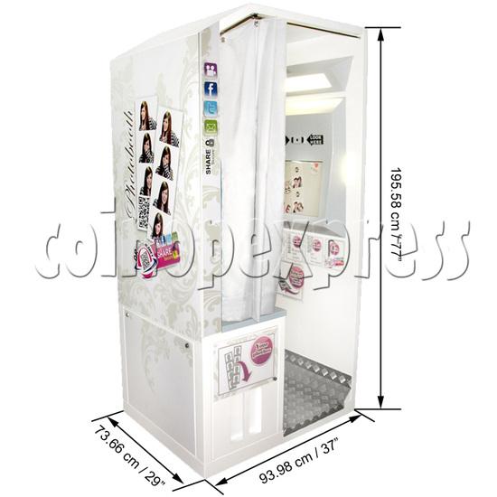 Crystal Photo Sticker Machine (Limited Edition) 29872