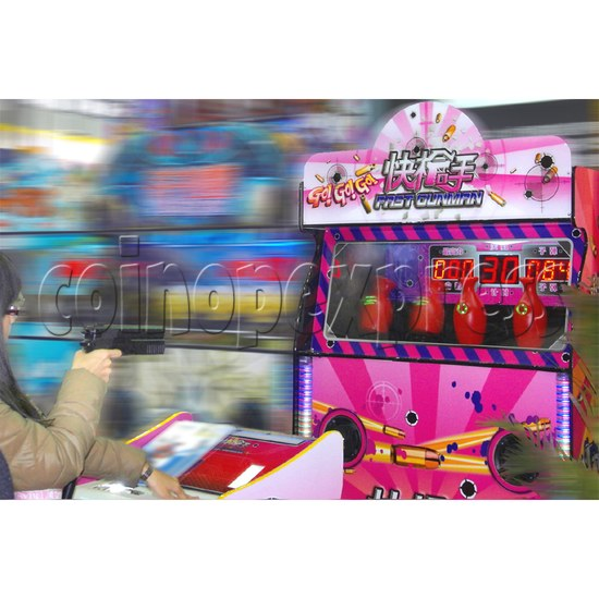 Fast Gunman Shooting Game (SD) 29936