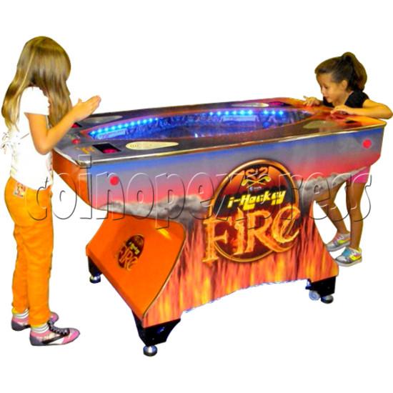 I-Hockey Fire Machine 30012