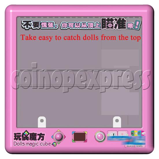 Dolls Magic Cube 30026