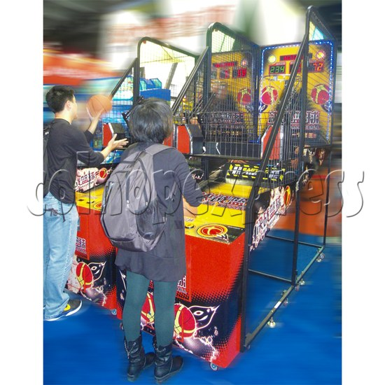 G Spirit Basketball Machine 30031