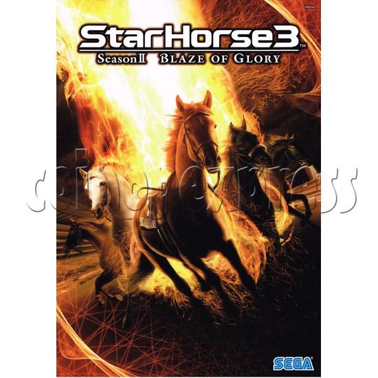 Star Horse 3 Season II - Blaze of Glory 30306