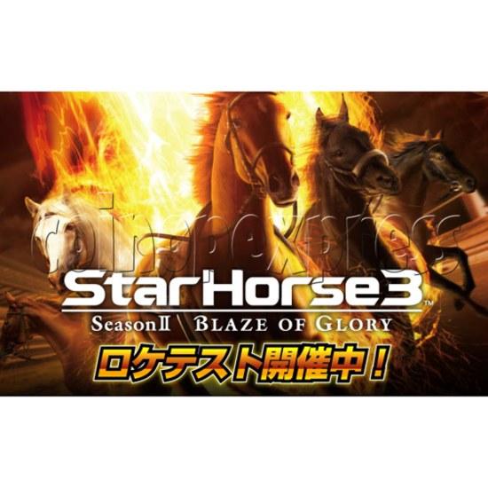 Star Horse 3 Season II - Blaze of Glory 30310