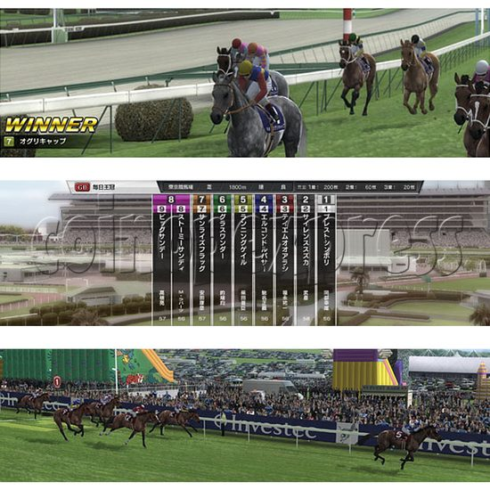 Star Horse 3 Season II - Blaze of Glory 30312