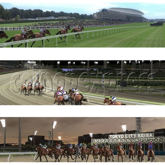 Star Horse 3 Season II - Blaze of Glory 30313