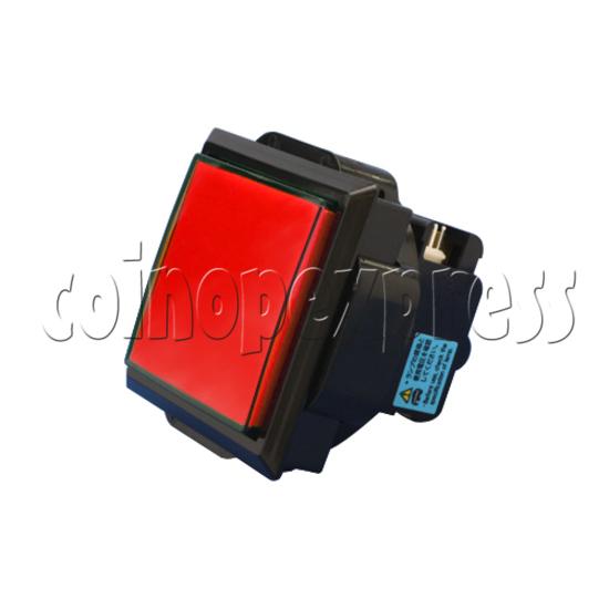 Sanwa Push Button (OBSA-60UK-W-N) 30381