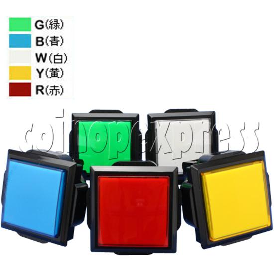 Sanwa Push Button (OBSA-60UK-W-N) 30384