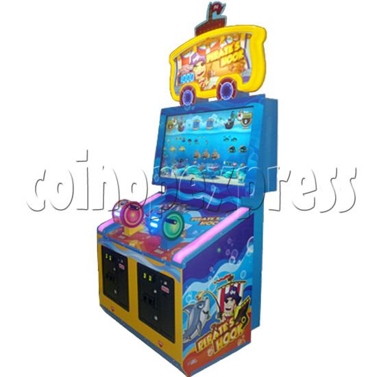 Pirate's Hook Video Fish Machine 30481