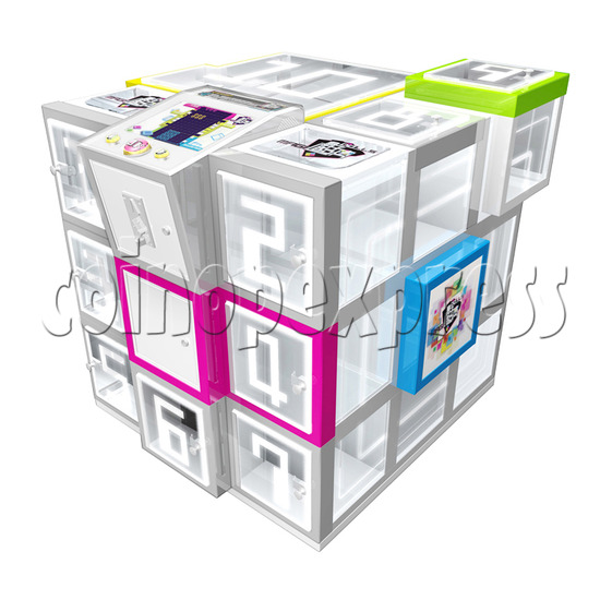 Cubes Club Prize Machine 30498