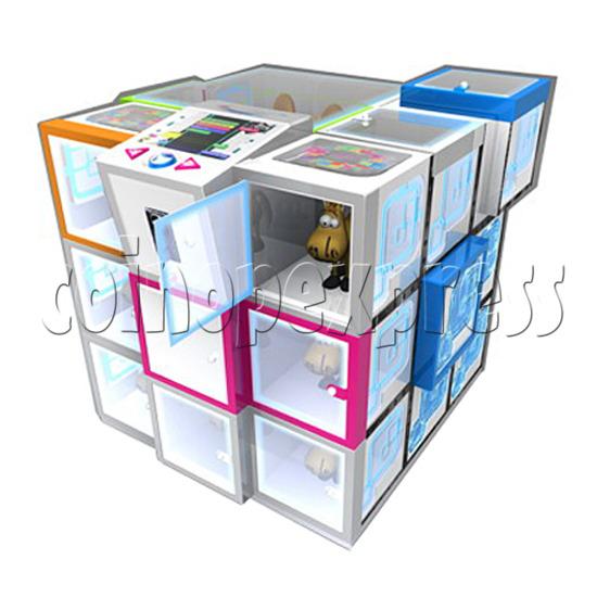 Cubes Club Prize Machine 30499