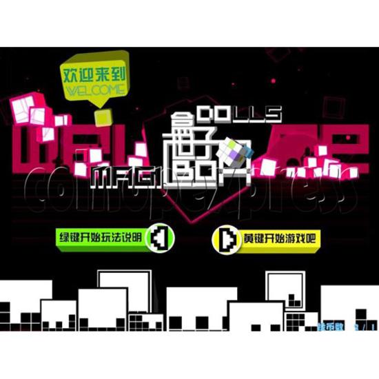 Cubes Club Prize Machine 30500