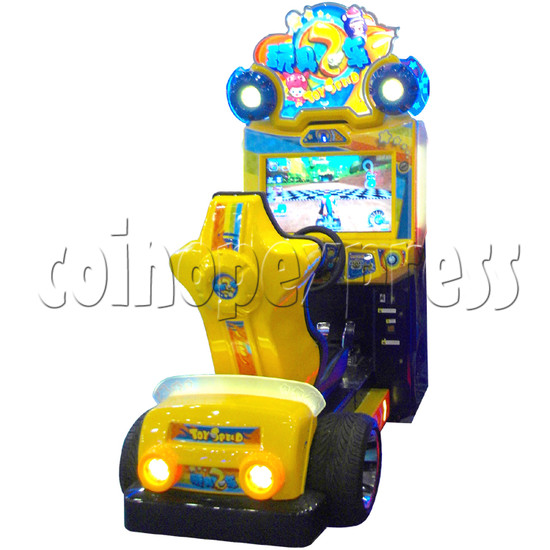 Toy Speed Driving Game 30503