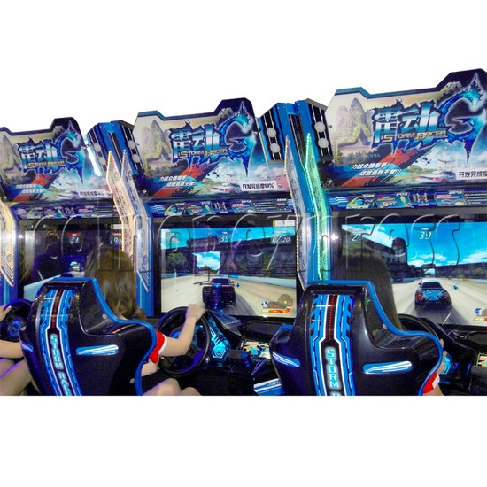 3D Storm Racer G Driving Game 30524