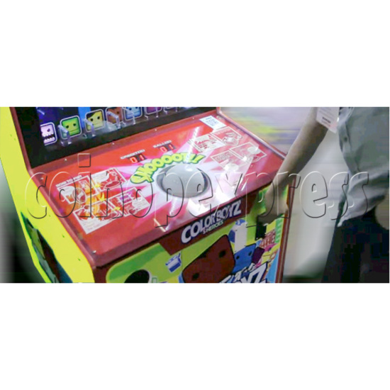 Color Boyz Thrilling Ball Redemption Machine 30527