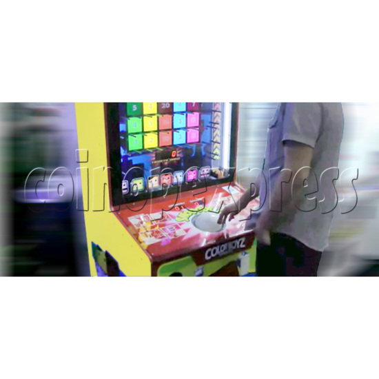Color Boyz Thrilling Ball Redemption Machine 30528