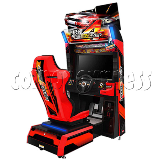 Speed Driver 4 - World Fever Racing game 30530