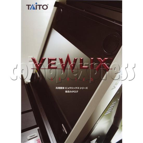 Vewlix VS Taito jamma cabinet 30647