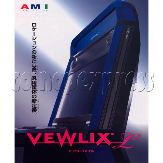 Vewlix L Taito cabinet 30654