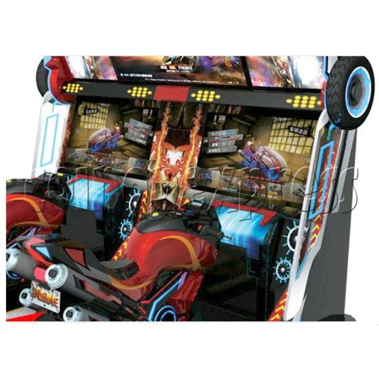 Crazy Motor Racing Game Machine 30670