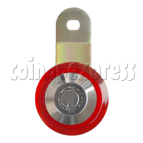 Circle Type Metal Door Lock With Key (28mm) 30764