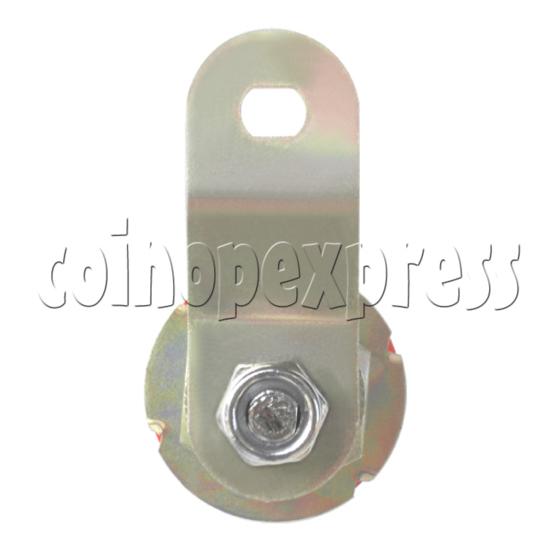 Circle Type Metal Door Lock With Key (28mm) 30765