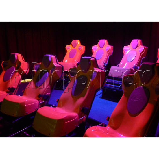 XD Theater Virtual Reality Cinema 30831