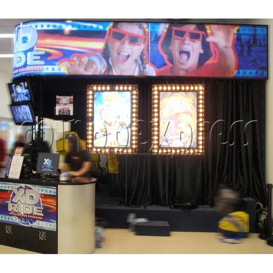 XD Theater Virtual Reality Cinema 30832
