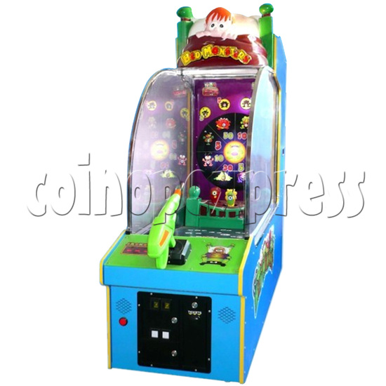 Bed Monster Shooting Machine 30949