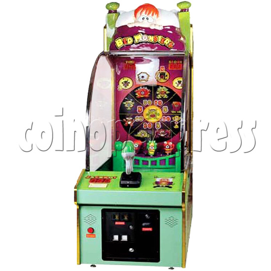 Bed Monster Shooting Machine 30950