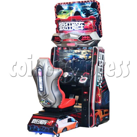 Crazy Speed 2 Arcade Machine 30999